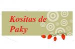 Kositas de Paky Manualidades en Málaga