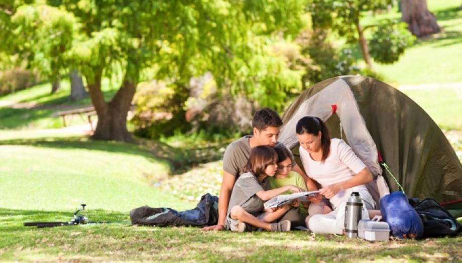 Descubre las zonas de acampada que te ofrece Málaga para disfrutar de su naturaleza