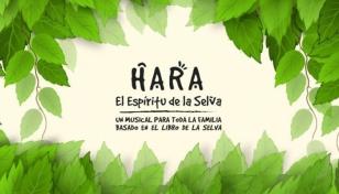 """Llega a Málaga el musical para toda la familia, """"El Espíritu de la Selva"""""""